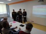 Школьная сессия «Юный учёный» XLIV Международной молодёжной научной конференции «Гагаринские чтения»