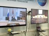 Телемост с Первым Московским кадетским корпусом по вопросам поступления в Военный институт МАИ