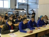 Встреча с воспитанниками двух детских школ-интернатов Москвы и Подмосковья