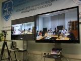 Второй телемост с корпорацией COMAC г. Шанхай, Китай