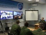 """Видеоконференция в рамках ежегодного форума """"Армия-2016"""""""