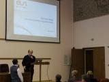 Презентация вице-президента корпорации ESI Group Томаса Киселиэвича в МАИ