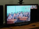 Телемост между 8 факультетом МАИ и школой №1 г. Гагарин