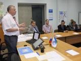 Посещение РЦ НИИТ делегацией КазНТУ
