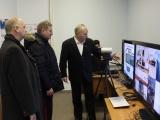 Посещение РЦ НИИТ делегацией Следственного комитета РФ
