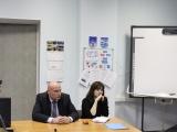 Посещение РЦ НИИТ делегацией Белорусской государственной академии авиации