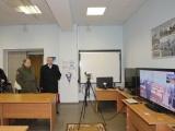 Посещение МАИ (НИУ) руководством Первого Московского кадетского корпуса